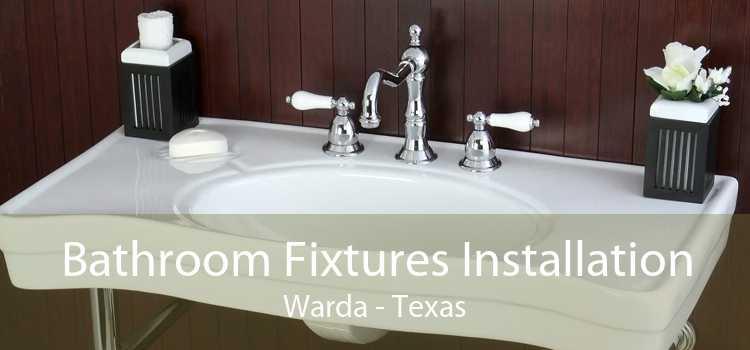 Bathroom Fixtures Installation Warda - Texas