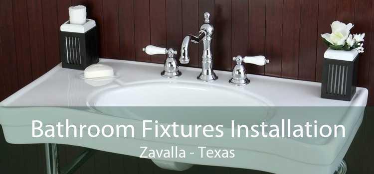 Bathroom Fixtures Installation Zavalla - Texas