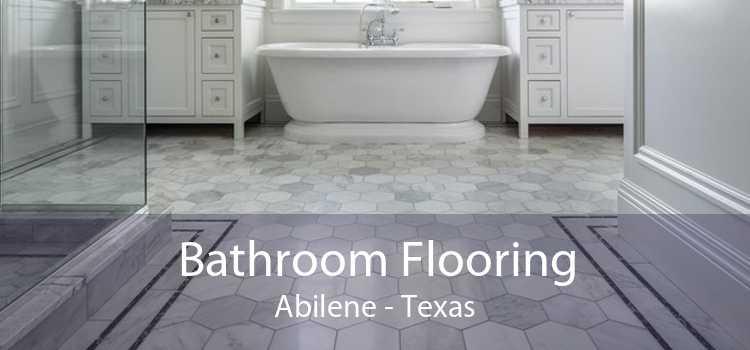Bathroom Flooring Abilene - Texas