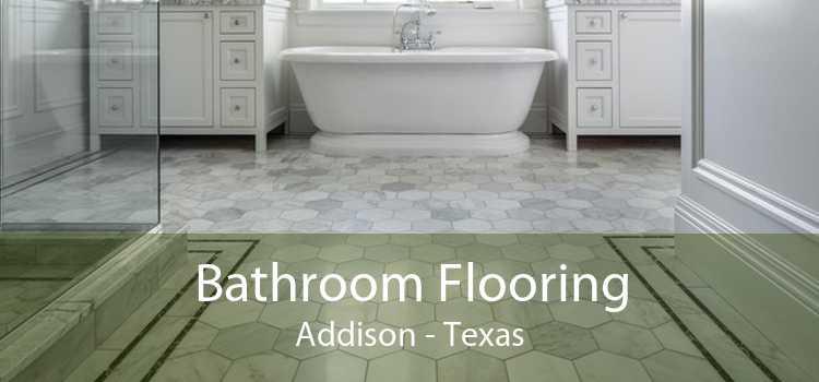 Bathroom Flooring Addison - Texas