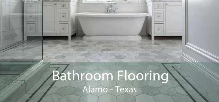 Bathroom Flooring Alamo - Texas