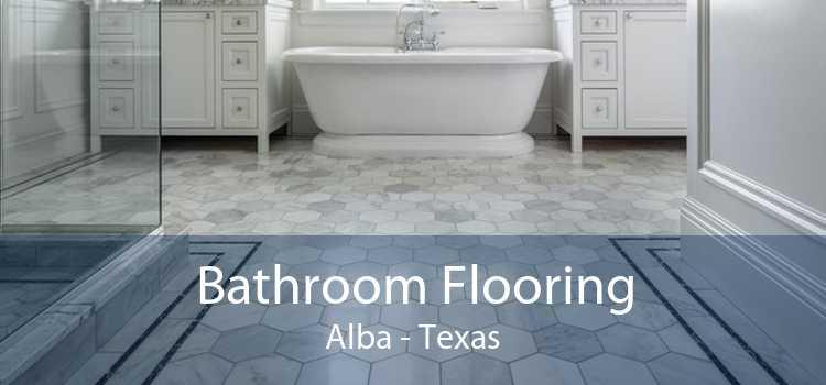 Bathroom Flooring Alba - Texas