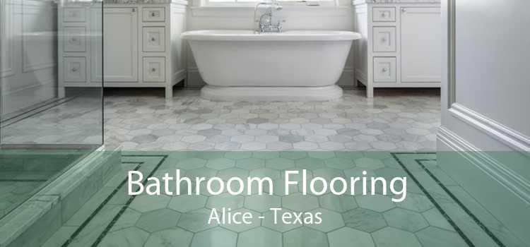 Bathroom Flooring Alice - Texas