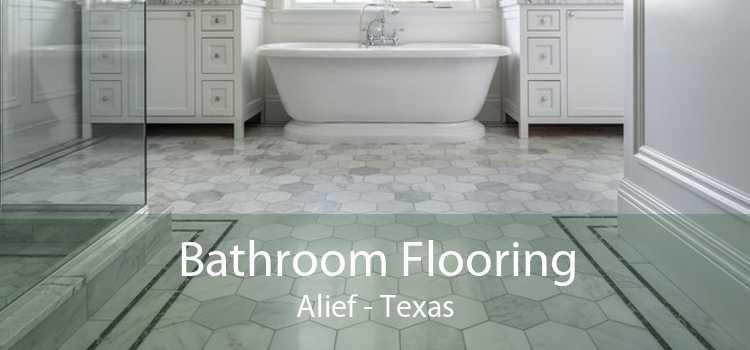 Bathroom Flooring Alief - Texas