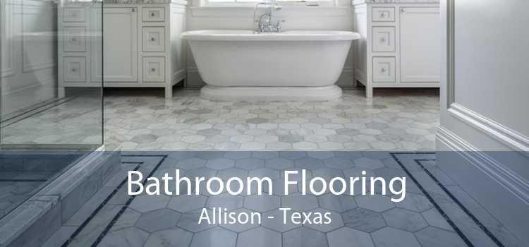 Bathroom Flooring Allison - Texas