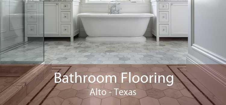 Bathroom Flooring Alto - Texas