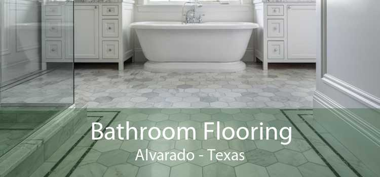 Bathroom Flooring Alvarado - Texas