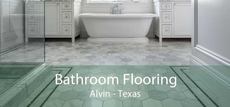 Bathroom Flooring Alvin - Texas