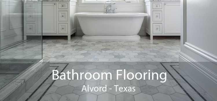 Bathroom Flooring Alvord - Texas