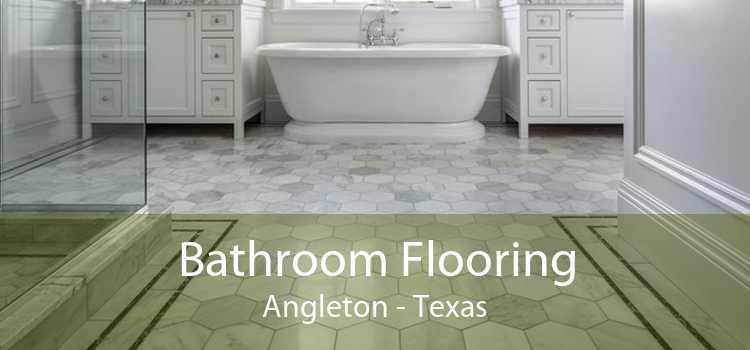 Bathroom Flooring Angleton - Texas