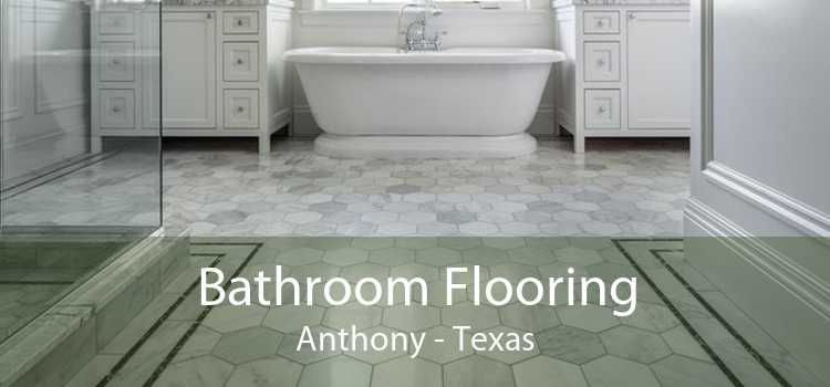 Bathroom Flooring Anthony - Texas