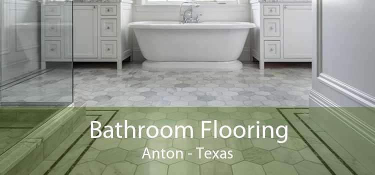Bathroom Flooring Anton - Texas