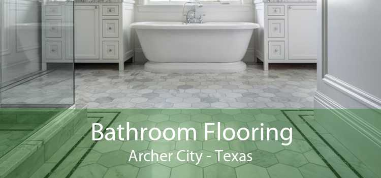 Bathroom Flooring Archer City - Texas