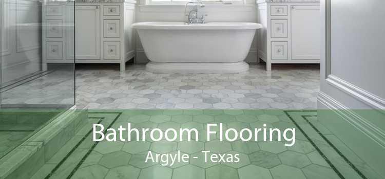Bathroom Flooring Argyle - Texas