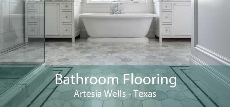 Bathroom Flooring Artesia Wells - Texas