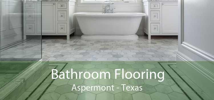 Bathroom Flooring Aspermont - Texas