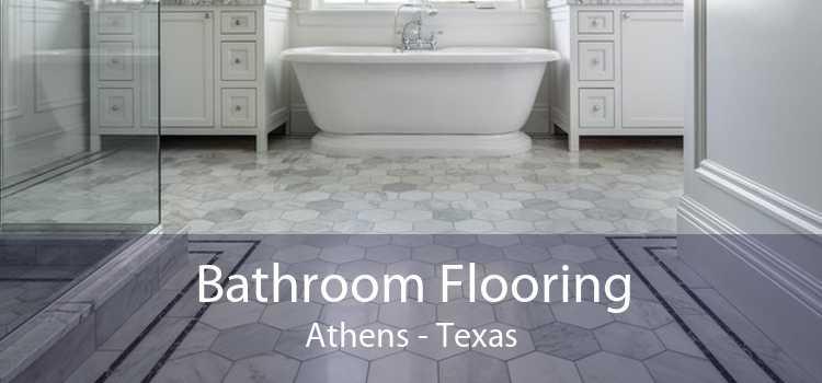 Bathroom Flooring Athens - Texas
