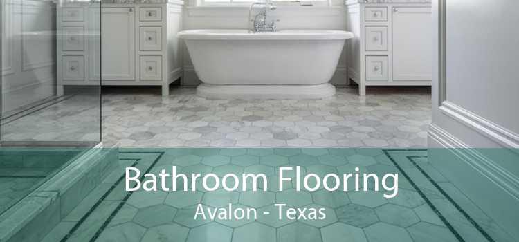 Bathroom Flooring Avalon - Texas