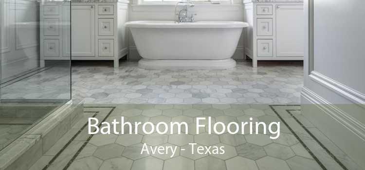 Bathroom Flooring Avery - Texas