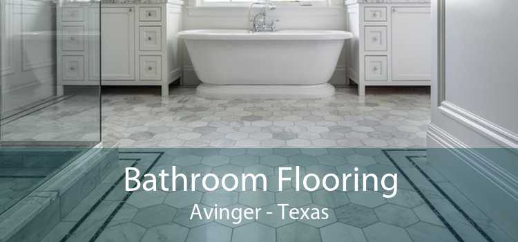 Bathroom Flooring Avinger - Texas