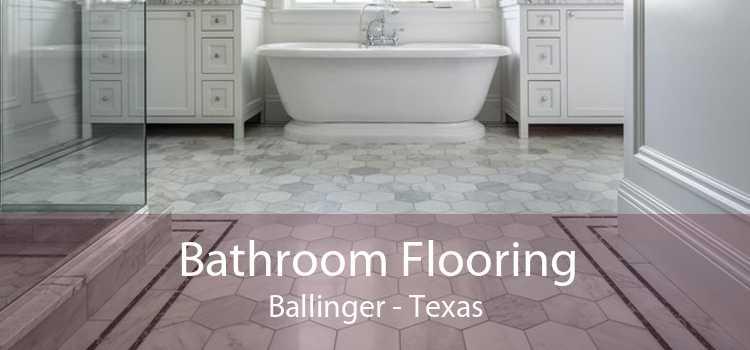 Bathroom Flooring Ballinger - Texas