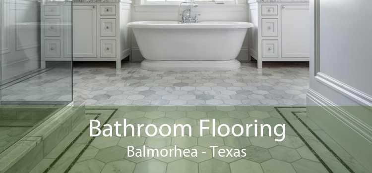 Bathroom Flooring Balmorhea - Texas