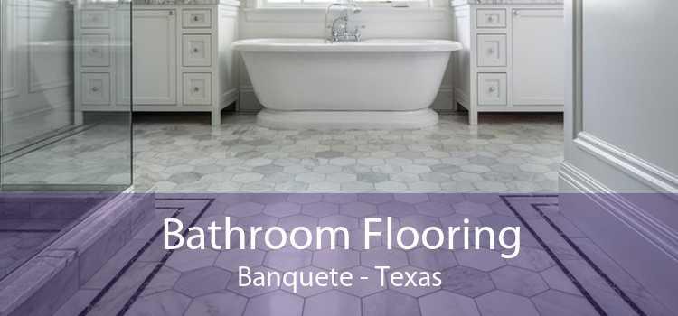 Bathroom Flooring Banquete - Texas
