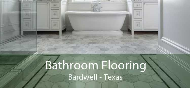 Bathroom Flooring Bardwell - Texas