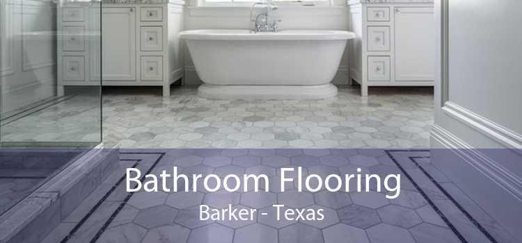 Bathroom Flooring Barker - Texas
