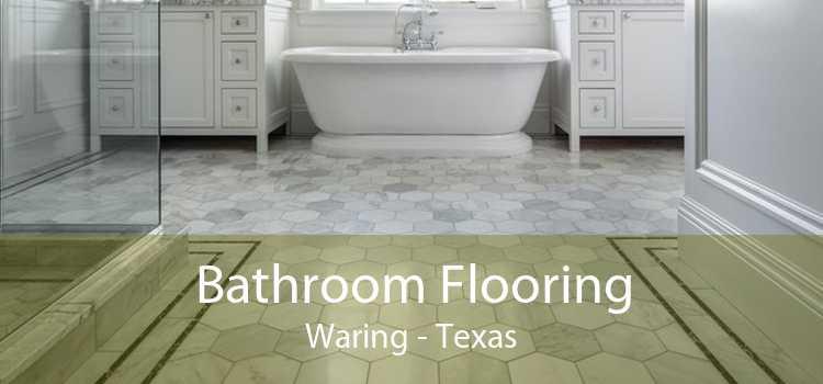 Bathroom Flooring Waring - Texas