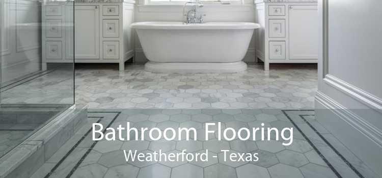 Bathroom Flooring Weatherford - Texas