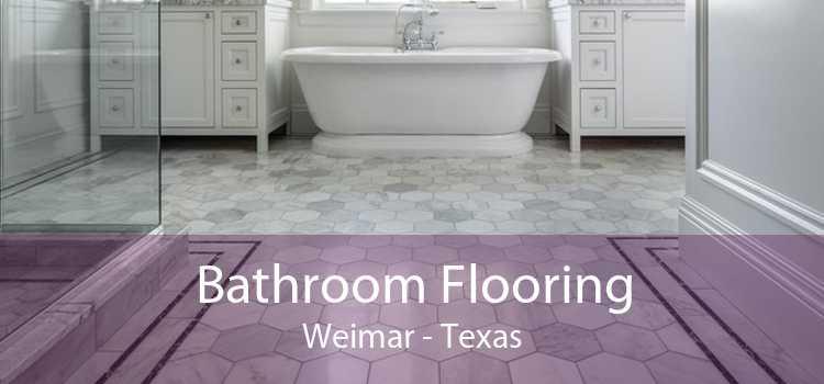Bathroom Flooring Weimar - Texas