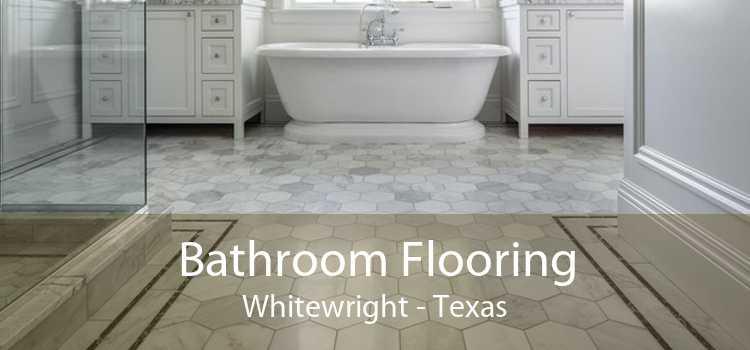 Bathroom Flooring Whitewright - Texas