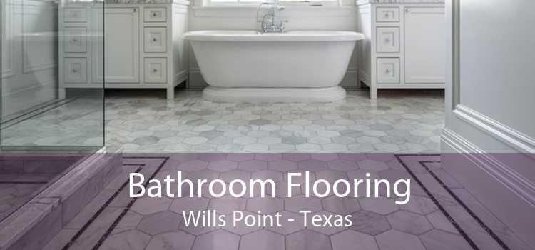 Bathroom Flooring Wills Point - Texas
