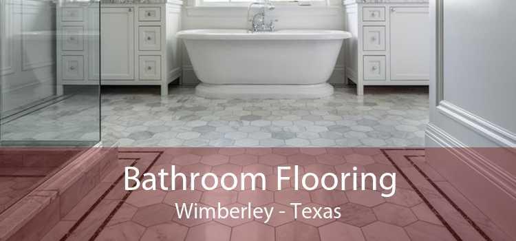 Bathroom Flooring Wimberley - Texas