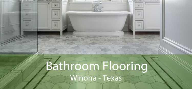 Bathroom Flooring Winona - Texas