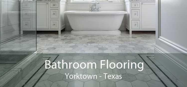 Bathroom Flooring Yorktown - Texas