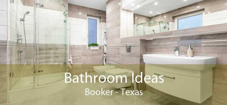 Bathroom Ideas Booker - Texas