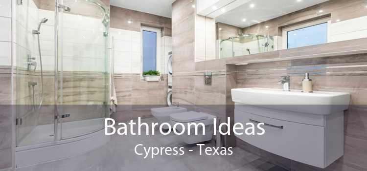 Bathroom Ideas Cypress - Texas