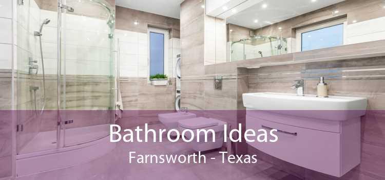 Bathroom Ideas Farnsworth - Texas
