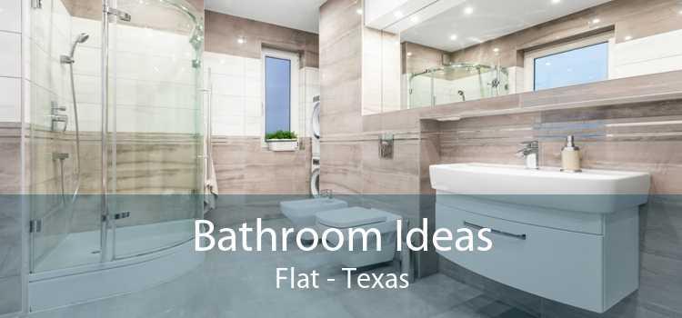 Bathroom Ideas Flat - Texas