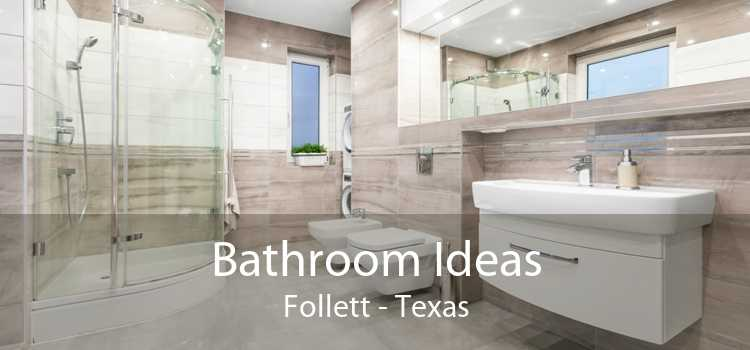 Bathroom Ideas Follett - Texas