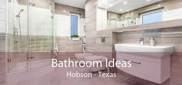 Bathroom Ideas Hobson - Texas