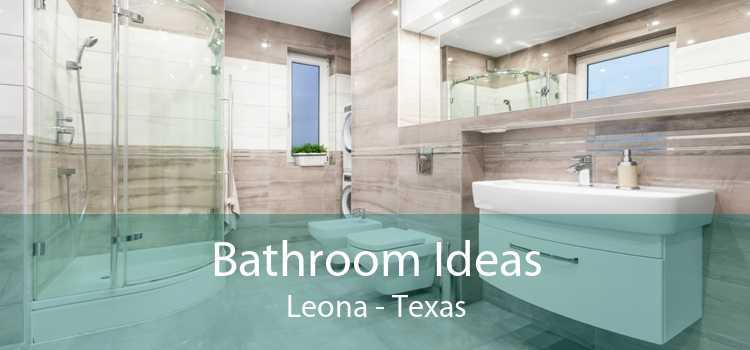 Bathroom Ideas Leona - Texas
