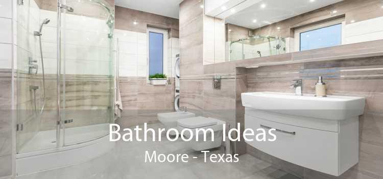 Bathroom Ideas Moore - Texas