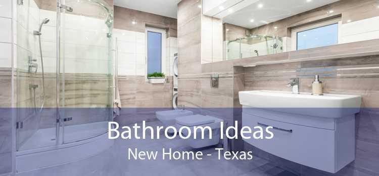 Bathroom Ideas New Home - Texas