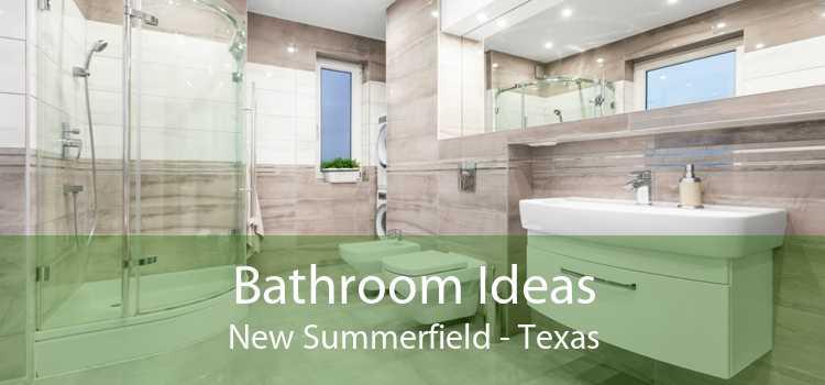 Bathroom Ideas New Summerfield - Texas