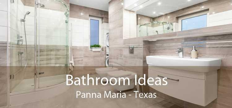 Bathroom Ideas Panna Maria - Texas