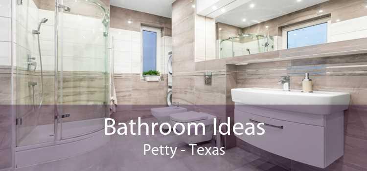 Bathroom Ideas Petty - Texas