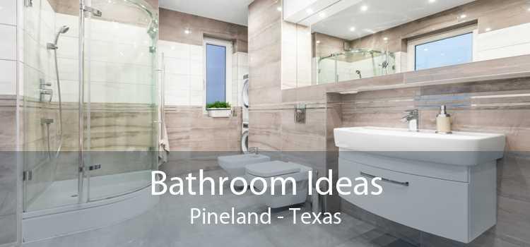 Bathroom Ideas Pineland - Texas